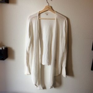 (3 FOR $20 SALE) Sonoma White Cardigan